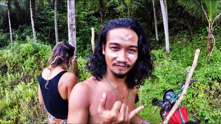 Hiking Siargao 2